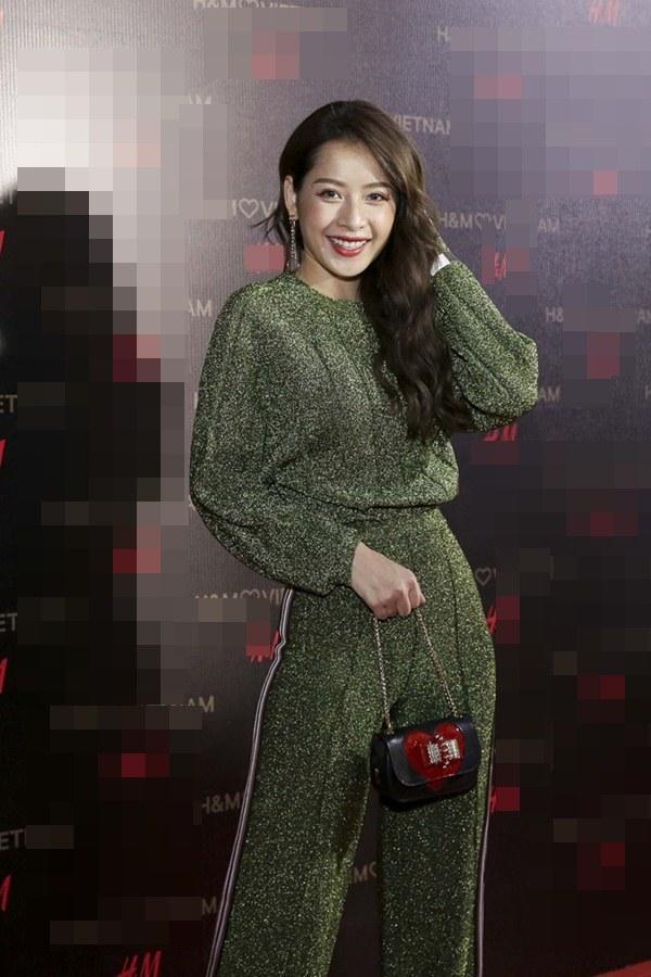 """Angela Phương Trinh lấn át dàn sao bự với váy """"sao trời"""" - 3"""