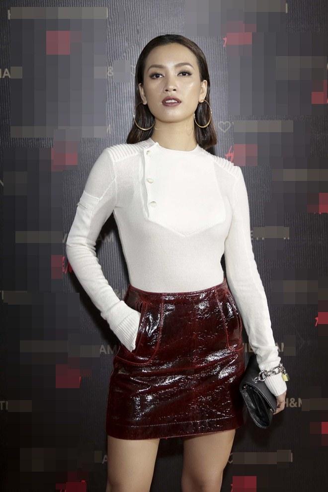 """Angela Phương Trinh lấn át dàn sao bự với váy """"sao trời"""" - 6"""