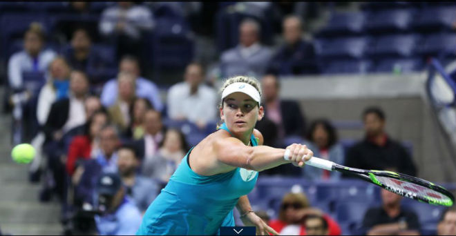 Coco Vandeweghe – Madison Keys: Uy lực khó tin (Bán kết US Open) - 2