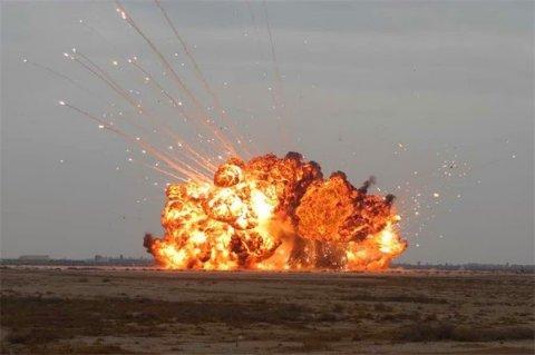 """Nga lần đầu ném """"bố của các loại bom"""" diệt gọn IS ở Syria? - 3"""