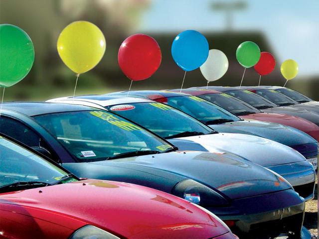 Thị trường tăng trưởng, xe cũ lại mất giá - 1