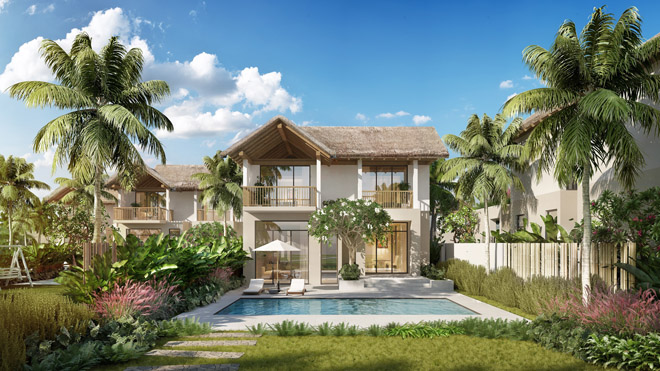 """Nhiều quà tặng """"khủng"""" chờ chủ biệt thự Sun Premier Village Kem Beach Resort - 2"""