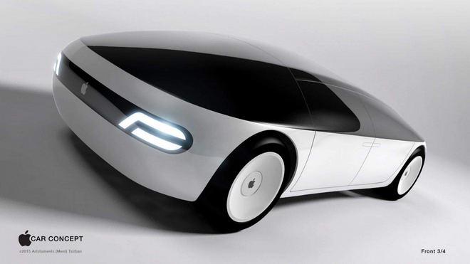 Apple ngừng dự án ô tô, chuyển qua làm xe buýt - 2