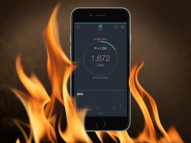 Những cách khắc phục khi iPhone nóng máy, hao pin