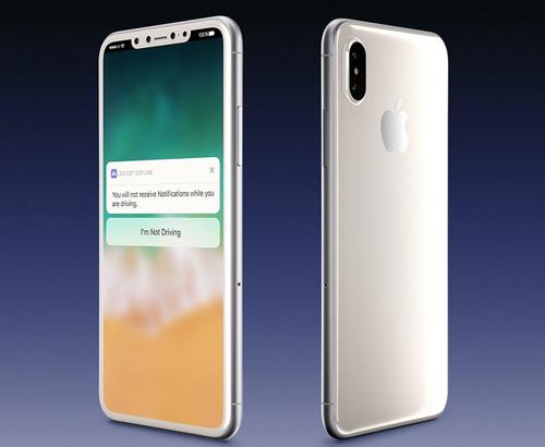 """iPhone 8 không có Touch ID, đã có tính năng """"hot"""" khác - 1"""