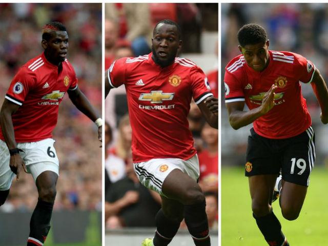 """MU - Mourinho giữ thế độc tôn: Dàn """"ngựa chiến"""" chờ xé lưới Stoke"""