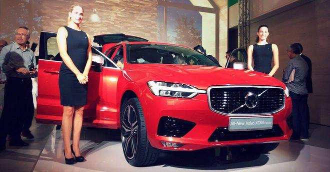 Volvo XC60 2018 đến Đông Nam Á, giá từ 3,8 tỷ đồng - 2