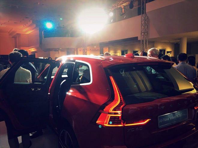 Volvo XC60 2018 đến Đông Nam Á, giá từ 3,8 tỷ đồng - 4