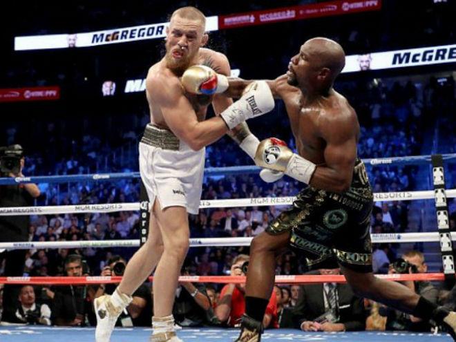 """Boxing tỷ đô Mayweather - McGregor: Nhà thầu """"ngã ngửa"""", ế vé 400 tỷ đồng 1"""