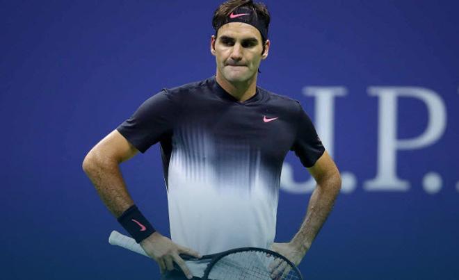 """Federer thua đau US Open: Từ bỏ giấc mơ """"soán ngôi"""" số 1 Nadal 1"""