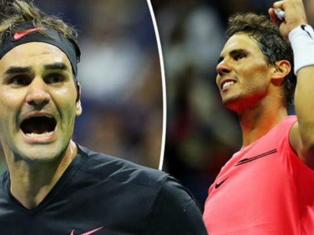 US Open: Nadal ra loạt đòn hảo hạng, Del Potro thất thần 12