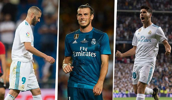 """Real Madrid: Khi Ronaldo """"hết duyên"""" Bale và Benzema - 2"""