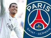 "Có  "" song kiếm ""  Neymar-Mbappe, PSG vẫn mơ Ronaldo 1 tỷ euro"