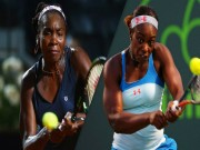 Chi tiết Venus Williams - Sloane Stephens: Break thứ 5 bản lề (KT)