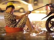 Nhật ký phiêu lưu ký (P18): Viết giữa mưa bão