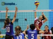 Thể thao - Lịch thi đấu Việt Nam dự vòng loại bóng chuyền nữ vô địch thế giới 2018