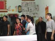 Tin tức trong ngày - Cảnh sát hy sinh khi chữa cháy: Vợ mang bầu khóc gào bên quan tài chồng