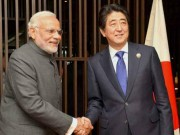 Nhật Bản - Ấn Độ bắt tay, Trung Quốc nên dè chừng?