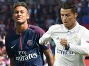 """Tiết lộ động trời Neymar tới PSG: Chỉ là  """" dự bị """"  cho Ronaldo"""