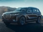 Tin tức ô tô - BMW X7: SUV hạng sang 7 chỗ hoàn toàn mới