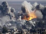 Chuyên gia vũ khí IS bị máy bay ném bom tiêu diệt