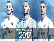 Real Madrid: Khi Ronaldo  hết duyên  Bale và Benzema