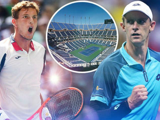 Nadal - Del Potro: Sức mạnh đáng kinh ngạc (Bán kết US Open) 2