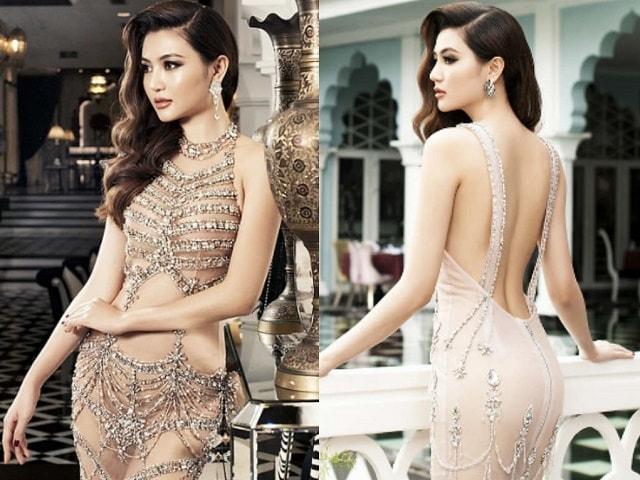 """Váy táo bạo tiết lộ dáng sexy của """"mỹ nữ Vũng Tàu đi xe 70 tỷ"""" - 11"""