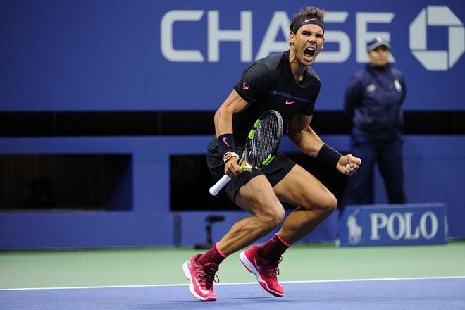 """Fan tung hô Nadal: Đẳng cấp số 1 thế giới, """"dạy dỗ"""" Del Potro quá đỉnh - 1"""