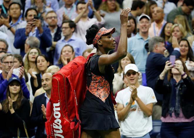 Tin HOT thể thao 9/9: Venus Williams tính chuyện giải nghệ 1