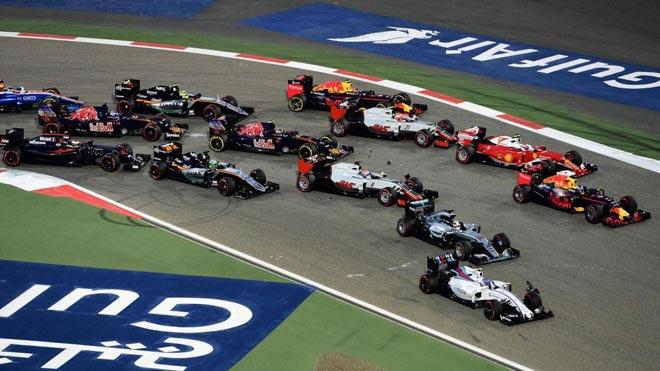 Đua xe F1: Công nghệ tối tân nhưng luật lệ lỗi thời 4