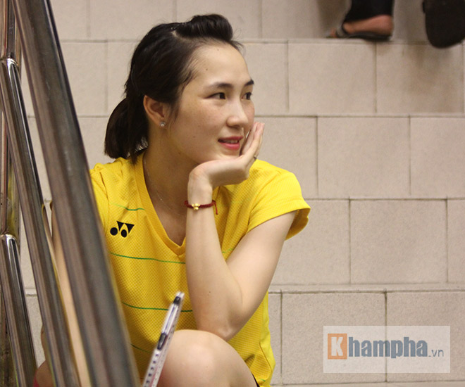 Vũ Thị Trang làm nên lịch sử, Tiến Minh khen vợ nức nở 7