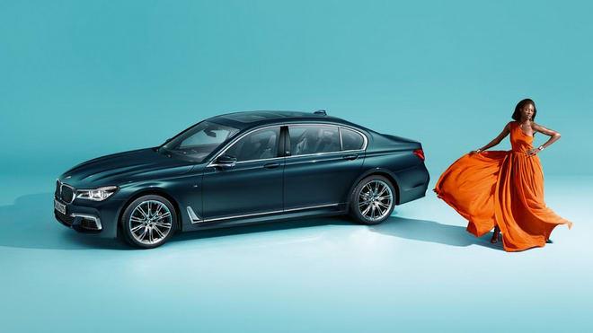 BMW 7-Series Edition 40 Jahre: bản đặc biệt cực hiếm - 1