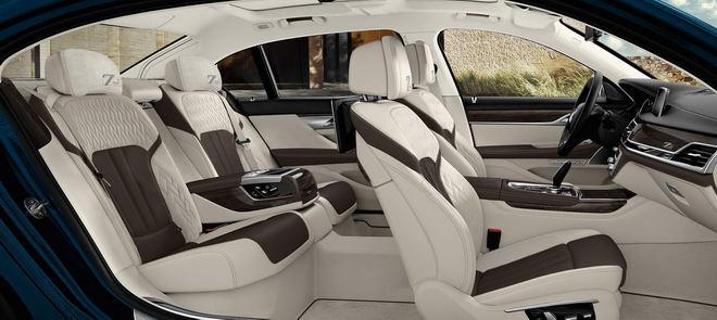 BMW 7-Series Edition 40 Jahre: bản đặc biệt cực hiếm - 3
