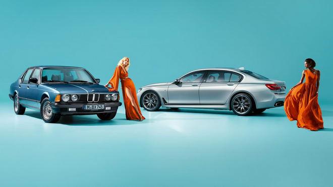 BMW 7-Series Edition 40 Jahre: bản đặc biệt cực hiếm - 4