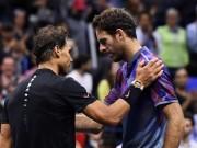 Thể thao - US Open: Nadal ra loạt đòn hảo hạng, Del Potro thất thần