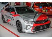 Toyota Camry 2017 có giá từ 795 triệu đồng