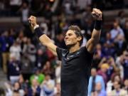 Thể thao - Nadal tiết lộ bí quyết ngược dòng thần tốc trước Del Potro