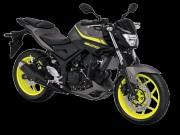Thế giới xe - Yamaha MT-25 mới thể thao hơn, giá 81 triệu đồng