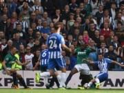 Bóng đá - Brighton - West Brom: Cú đúp ấn tượng, thắng lợi đầu tay