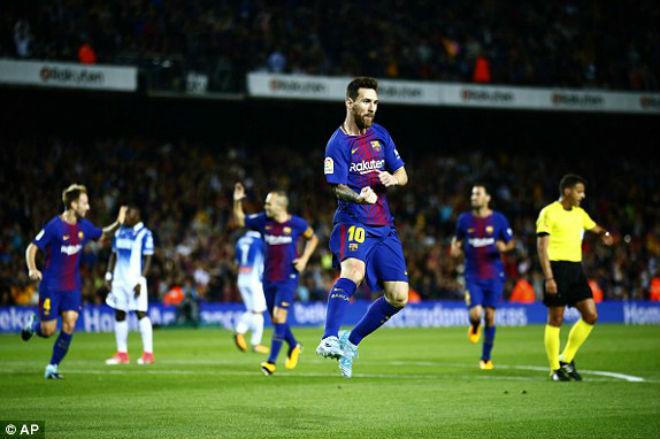 """Barcelona - Espanyol: Siêu sao rực sáng, bom tấn """"ghi điểm"""""""