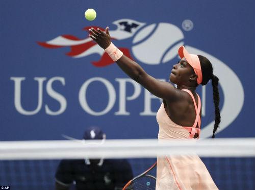 Chi tiết Keys - Stephens: Vỡ trận tan nát (Chung kết US Open) (KT) 4