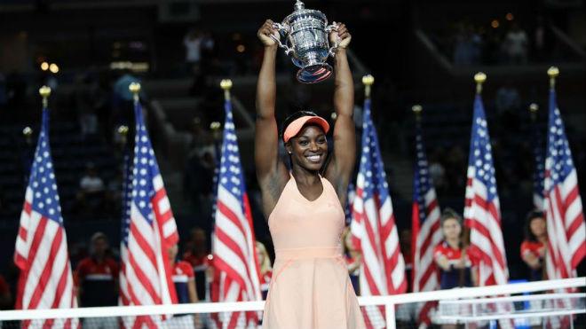 """Gây sốc vô địch US Open, """"tiểu Serena"""" muốn... giải nghệ 1"""