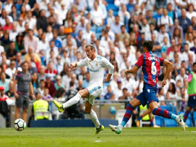 """Real """"lâm bệnh"""" đầu mùa: Vắng Ronaldo, đội bóng nhỏ cũng khó thắng 1"""