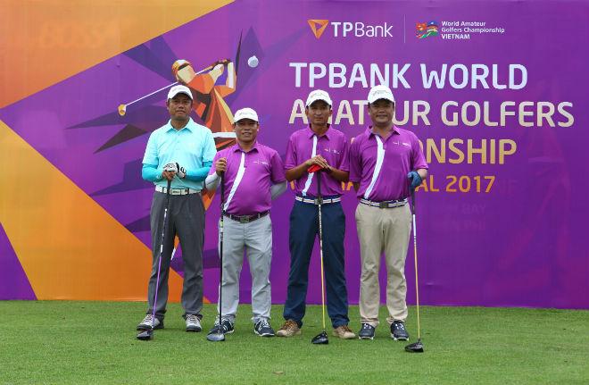 Golfer nghiệp dư Việt Nam ấp ủ khát vọng đứng top đầu thế giới 1