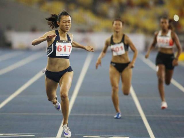 """""""Nữ hoàng tốc độ"""" Tú Chinh sẽ tập huấn dài hạn ở Mỹ 3"""