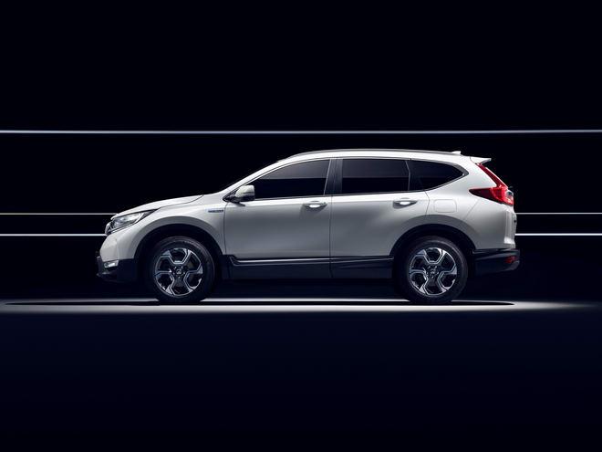 Honda sẽ giới thiệu CR-V Hybrid tại triển lãm ô tô Frankfurt 2017 - 2