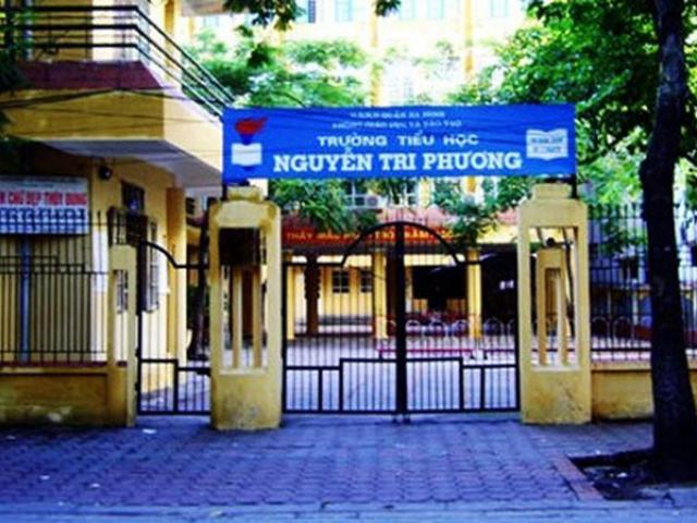 Chủ tịch Hà Nội yêu cầu làm rõ vụ giáo viên đánh 11 học sinh