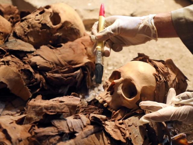 """Phát hiện xác ướp Ai Cập 3.500 năm """"gần như hoàn hảo"""" - 5"""