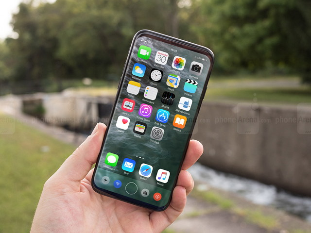 Bản iOS 11 Beta hé lộ tính năng thú vị trên iPhone 8
